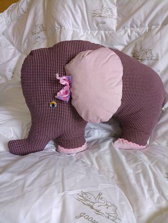 Подушка игрушка Слоник