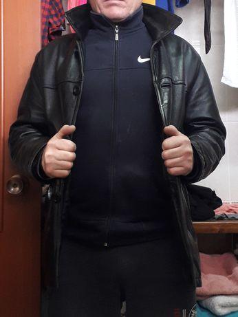 Кожаная куртка Кожанка