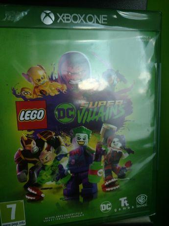 Lego Super Złoczyńcy nowa xboxONE