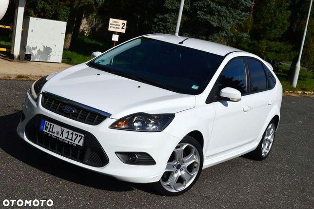 Ford Focus 2.0 145KM ST Pakiet Titanium Climatronic White