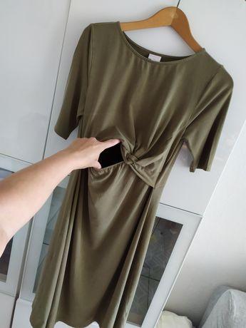 Sukienka ciążowa i do karmienia L Boob khaki 40 ubrania odzież
