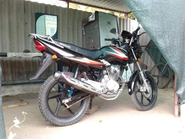 Мотоцикл Musstang MT150-6