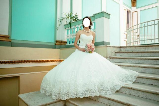 Свадебное платье Dominiss Bruno (Доминис Бруно)