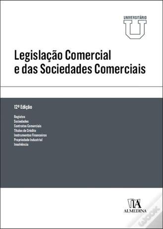 Lesgislação das Sociedades Comerciais como nova
