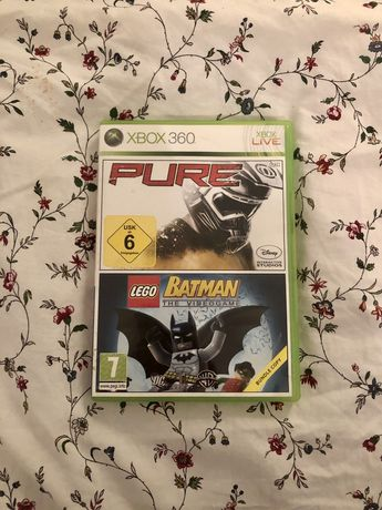 Gra Lego Batman Xbox 360