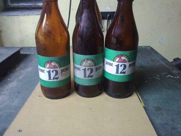 Sprzedam butelki po piwie