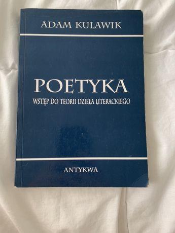 Poetyka Adam Kulawik