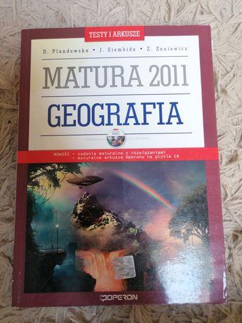 Matura 2011 geografia