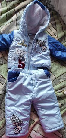 Комплект курточка и штаны