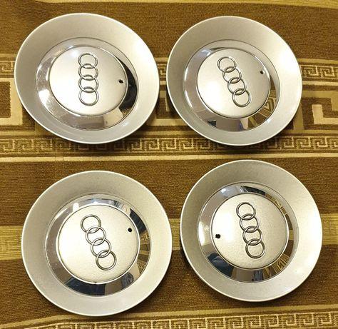 Колпаки, заглушки на диски Ауди, Audi