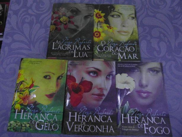 Livros Variados - Romance