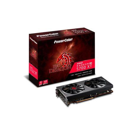 Видеокарта Powercolor RX 5700XT Red Dragon DDR6 8G. Новые. Гарантия!