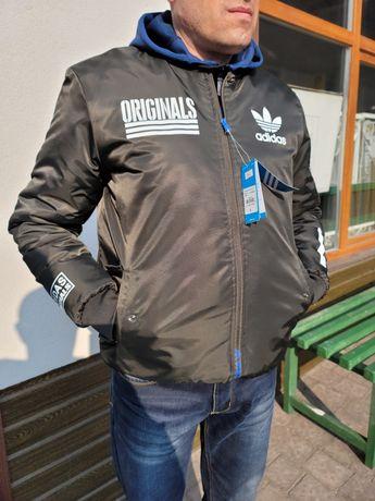 Adidas куртка( бомбер)