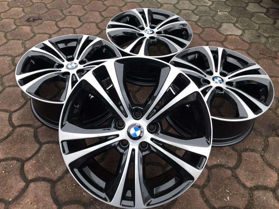 Felgi aluminiowe BMW X1 F48 X2 F39 2 F45 F46 5x112 7,5jx18 nowy model Poznań - image 1