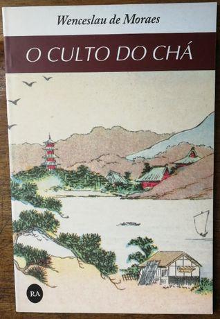 o culto do chá, wenceslau de moraes, 1993