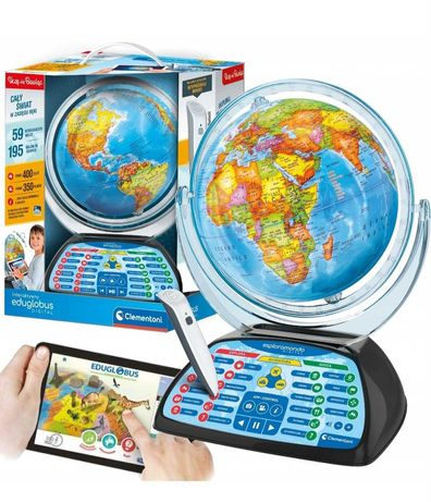 Nowy globus digital eduglobus premium clementoni