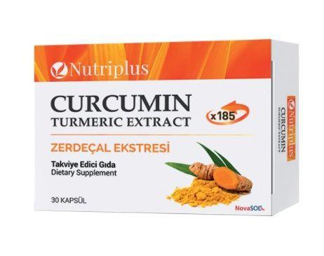 Farmasi NUTRIPLUS Ekstrak kurkuminy