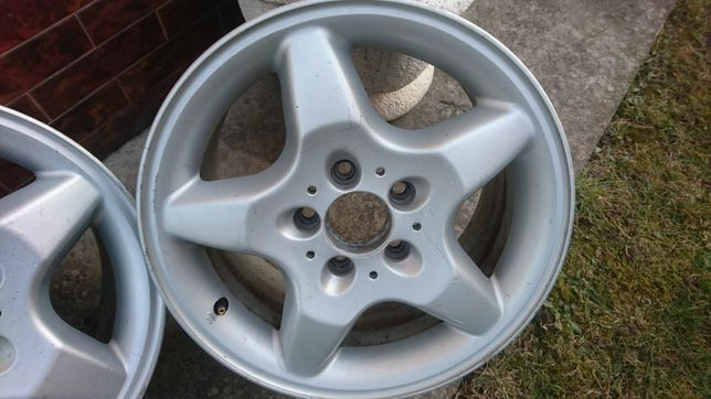 Титанові диски R16 Mercedes
