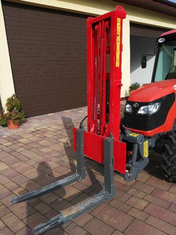 ładowacz hydrauliczny PHW-240/T