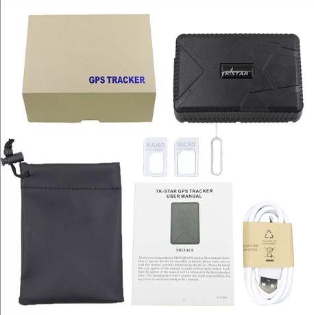 автомобильный GPS трекер ТК-115