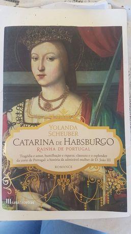 Livro de Catarina de habsburgo rainha de portugal