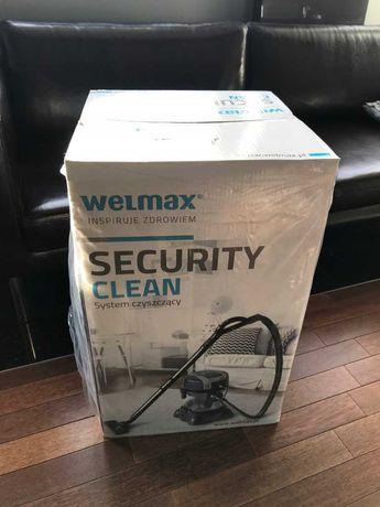 Welmax odkurzacz Security Clean