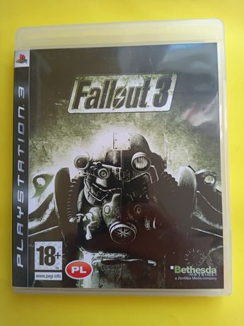 Gra PS3 Fallout 3 PL