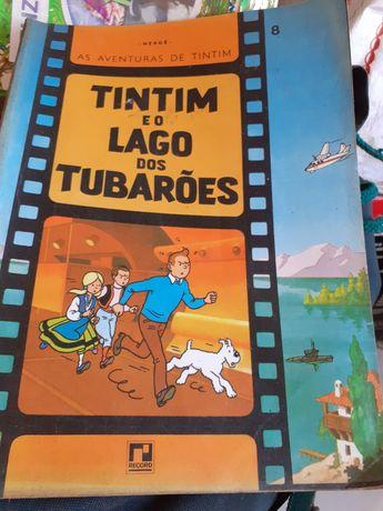 Livros da coleção TIM TIM