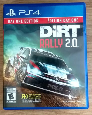 Dirt Rally 2.0 PS4 PL Day One Edition Playstation