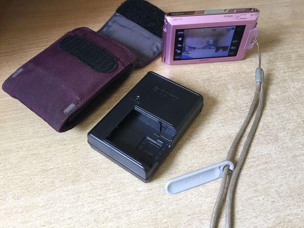 Продам фотоаппарат Sony DSC-T77