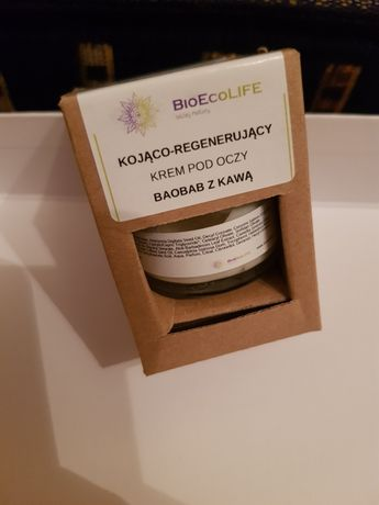 Kojaco regenerujacy krem pod oczy Bioecolife