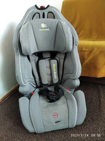 Fotelik samochodowy dla dziecka *JAK NOWY*