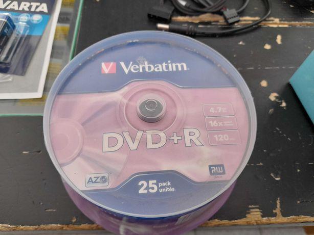 Pack DVD Verbatim