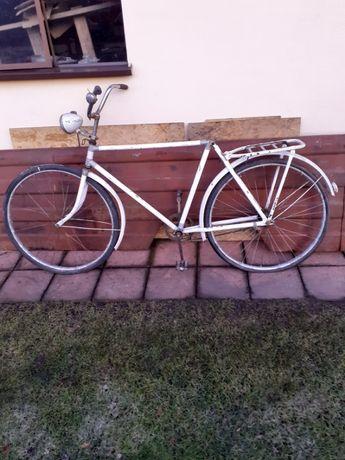 Rower zabytkowy retro