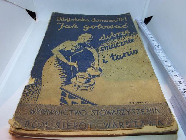 Kuchnia 1935 r jak dobrze gotować Warszawa