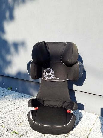Fotelik Cybex Solution 2x fix2 waga 15-36 kg