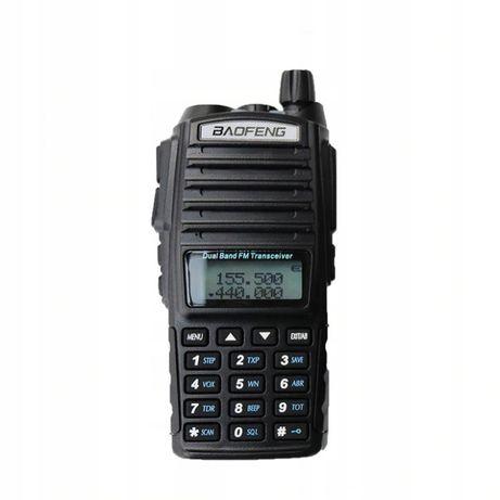 Radiotelefon Policyjny Rozblokowany największa moc 8 W!Nasłuch Straż