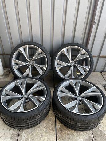 Колеса Orig.AUDI RS7 RS6 4K AUDI SPORT R22 5x112 285/30/22. Нові