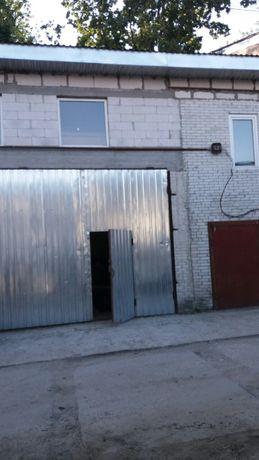 Здам гараж цех в оренду в м.Бровари (ГК Ялинка, вул.Чкалова_Кільцева)