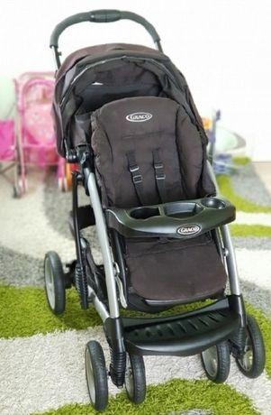 Wózek spacerówka nosidełko dla dziecka Graco