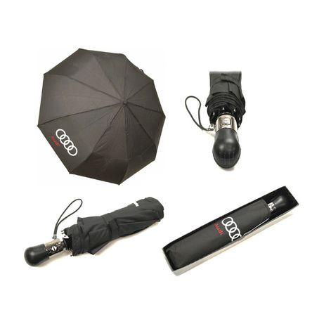 Зонт складной мужской Universal 0040 полный автомат черный