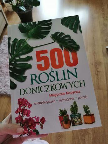 Książka o roślinach