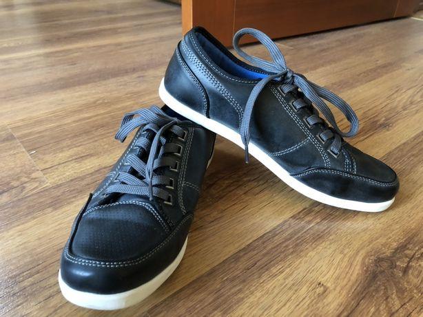 Buty męskie Gino Lanetti (26,5cm wkładka)