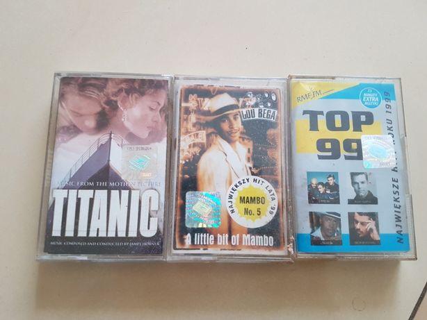 Kasety magnetofonowe Titanic, Lou Bega, TOP99
