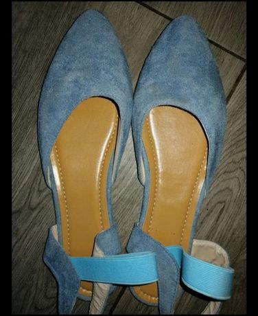 Sandałki 43, 26,5 wkladka