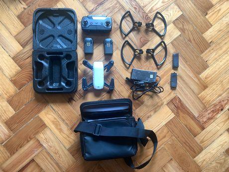 Vendo drone DJI Spark + kit Fly More