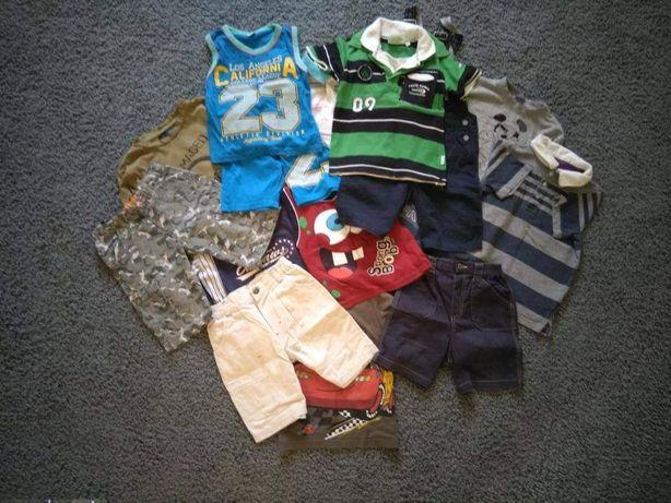 Летняя одежда для мальчика : шорти , песочник , футболки