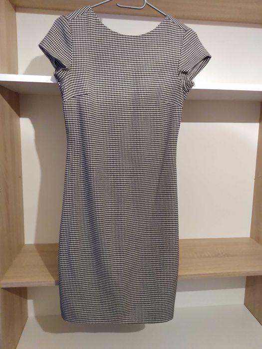 Sukienka w pepitke, rozmiar 34 Lubawa - image 1
