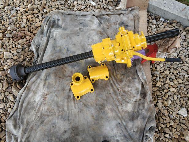 Wiertnica WD-02 Elektryczna/Hydrauliczna OMAG