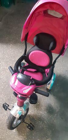 Продам детский велосипед BestTrike с  Bluetooth и USB-разъемом